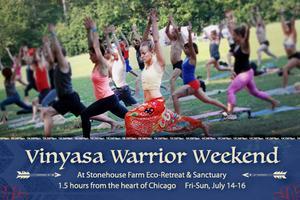 Vinyasa Warrior Weekend