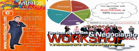 7,8 NOVEMBRO 2013 - Técnicas de Vendas & Negociação -...