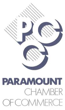 Paramount Chamber of Commerce logo