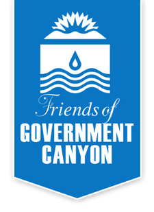 Friends of Government Canyon logo