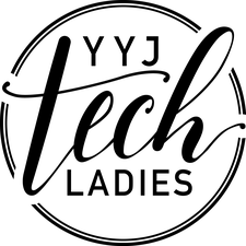 YYJ Tech Ladies logo