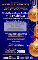 16Ways Foundation 4th Annual Toy Drive hosted by...