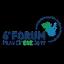 6e Forum Planèt'ERE 2017 logo
