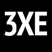 3XE Digital logo