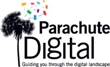 Parachute Digital and Mondial Telephone Fundraising logo