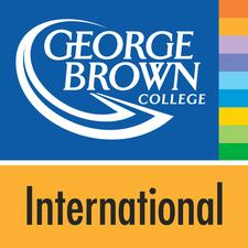 George Brown College International Centre logo