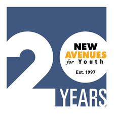 New Avenues for Youth Ambassador Board logo