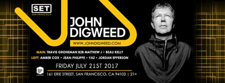 SET with John Digweed at Public Works
