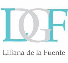 DG. Liliana de la Fuente logo