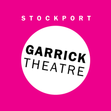 Stockport Garrick Theatre  logo