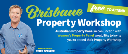 Brisbane | It's your time to learn how to invest in...