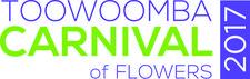 Toowoomba Carnival of Flowers  logo