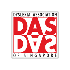 Dyslexia Association of Singapore (DAS) logo
