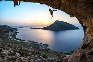 Greece Rocks  -  Rock Climbing on Kalymnos