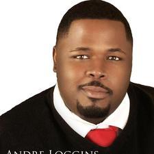 Divinity Entertainment creator Andre Loggins  logo
