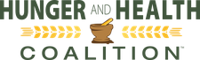 The Hunger and Health Coalition logo