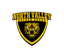 North Valley Golden Bears  logo