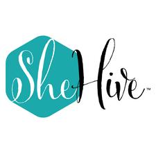 SheHive logo