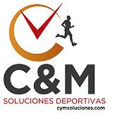 CyM Soluciones deportivas logo