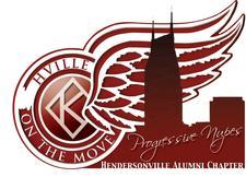 Hendersonville Alumni Chapter of Kappa Alpha Psi logo