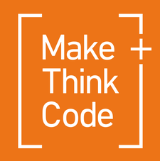Make+Think+Code logo