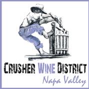 Crusher Wine District logo