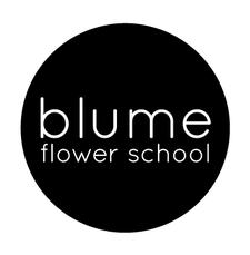 Blume Flower School logo