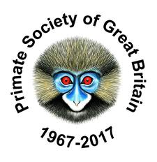 Primate Society of Great Britain logo