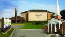 New Life Worship Center logo