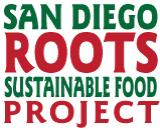 San Diego Roots Sustainable Food Project logo
