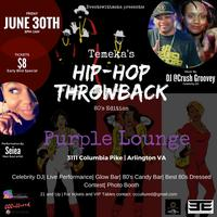Temeka's 80s Hip Hop Edition Birthday bash!!