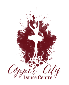 Copper City Dance Centre logo