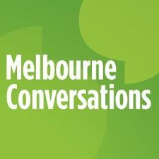 Melbourne Conversations logo
