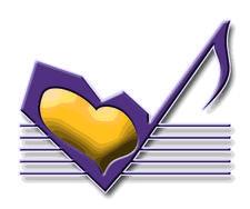 新心音乐事工 New Heart Music Ltd logo