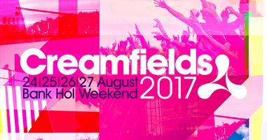 Creamfields Saturday & Sunday non camping