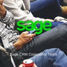 Sage CRM Community meet-ups logo
