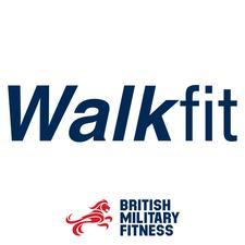 Walkfit logo