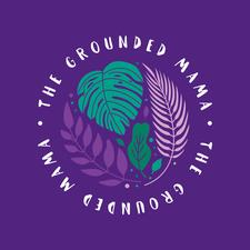 The Grounded Mama logo