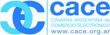 Cámara Argentina de Comercio Electrónico (CACE)  logo