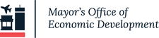 City of Boston - Mayor's Office of Economic Development logo