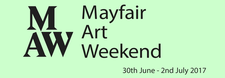 Mayfair Art Weekend  logo