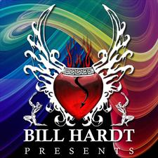Bill Hardt Presents logo