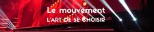 Le mouvement L'ART DE SE CHOISIR logo