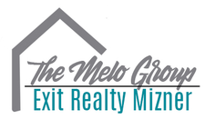 THE MELO GROUP AT EXIT REALTY MIZNER. logo