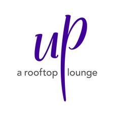 UP, a rooftop lounge logo
