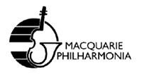 Macquarie Philharmonia  logo