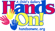 Hands On! A Child's Gallery (Beneficiary of 100% of the Proceeds) logo