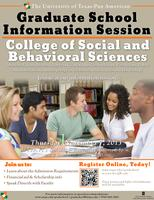 College of Social & Behavioral Sciences- Grad School...