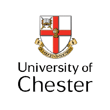 Growing your business with the University of Chester logo
