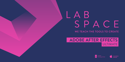 Adobe After Effects Ultimate Course SYDNEY Labspace